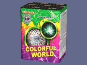 Colorful World Green GW218-94